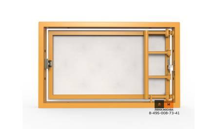 Скрытый люк под плитку (серия РЗ) 600х400