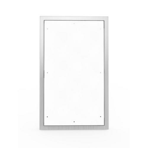 Алюминиевый люк под плитку «АРЗ» 300х800