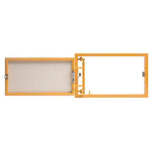 Нажимной люк под плитку (серия РРЗ) 400х250