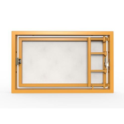 Скрытый люк под плитку (серия РЗ) 500х400
