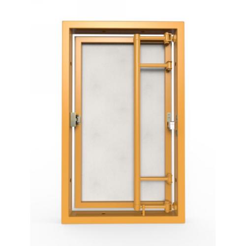 Скрытый люк под плитку (серия РЗ) 300х400