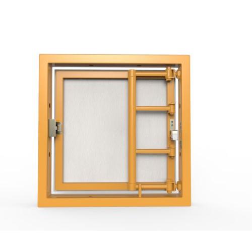 Скрытый люк под плитку (серия РЗ) 500х500