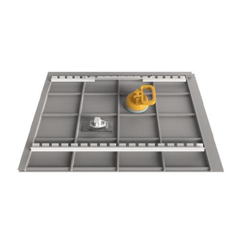 Съемный люк под плитку 400х300 (серия ЛП)